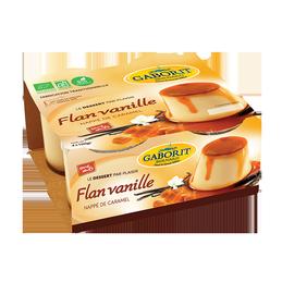 Flan vanille caramel xg...