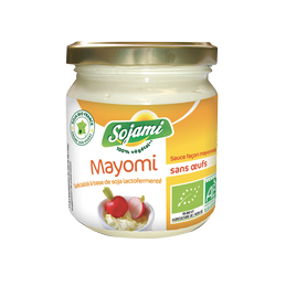 Mayomi g sojami mayonnaise