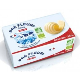 Beurre  sel prefleuri g