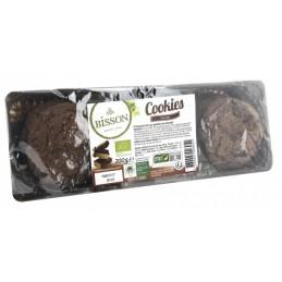 Cookies chocolat g bisson...