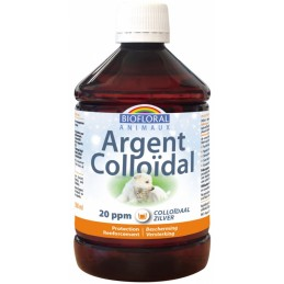 Animaux argent colloidal...