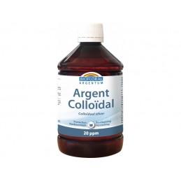 Argent colloidal ppm ml...
