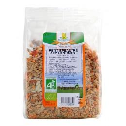 Petit epeautre legumes 10%...