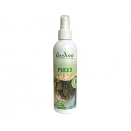 Spray puce chat 250ml verlina