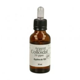 Argent colloidal spray...