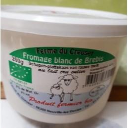 Fromage blanc  brebis la ferme