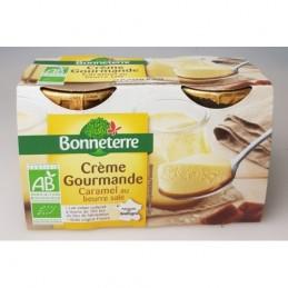 Crème gourmande caramel...