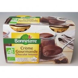 Creme gourmande chocolat...