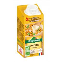 Creme cuisine avoine 20 cl...