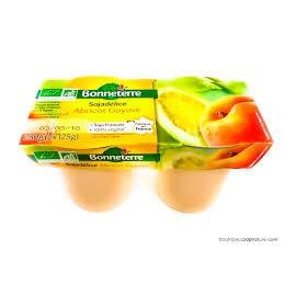 Sojadel abricot goyave...