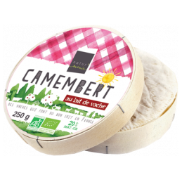 Camembert natur avenir
