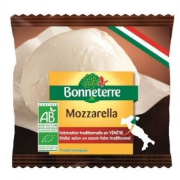 Mozzarella 125g bonneterre