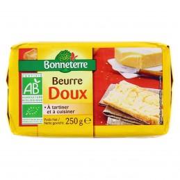 Beurre  doux 250g bonneterre