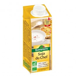 Soja du chef creme  25cl...