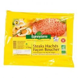 Steak hache boeuf   250g...