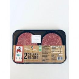 Steak hache boeuf 250g bio