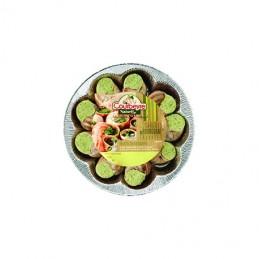 Escargots assiette de 12