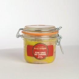 Foie gras canard non bio...
