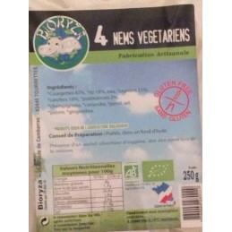 Nem vegetarien xg bioryza
