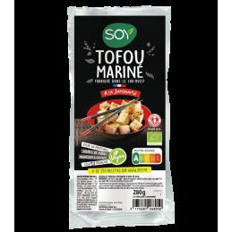 Tofu marine a la japonnaise...