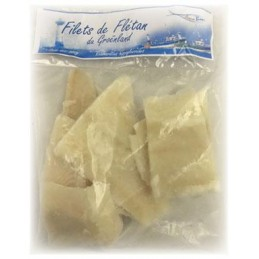 Filet de fletan 500g aquibio