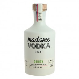 Madame vodka quinoa  bio cl