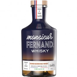 Monsieur fernand whisky bio cl