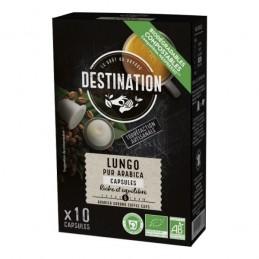 Cafe capsule lungo destination