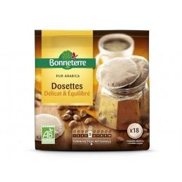 Cafe dosettes delicat et...