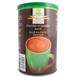 Cacao poudre sucree 250g...