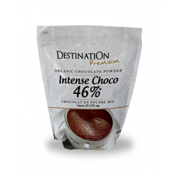 Chocolat poudre 46%...