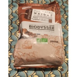Cacao maigre 250g biodyssee