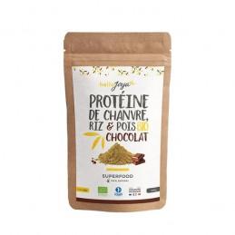 Proteine chanvre riz pois...
