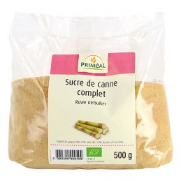Sucre canne complet 500g...