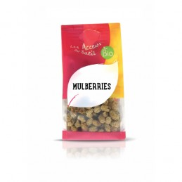 Mulberries mures bl.125g...