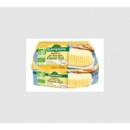 Beurre baratte  sel g...