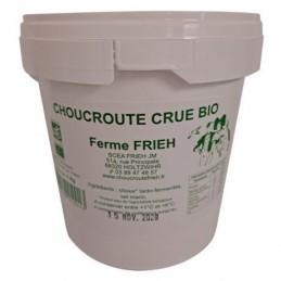 Choucroute cuisinee g frieh
