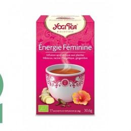 Energie feminine  yogi tea