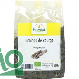 Graine courge 500g primeal
