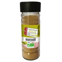 Cardamome poudre 30g biodyssee