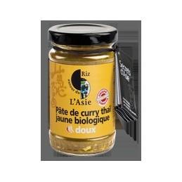 Pate de curry jaune doux...