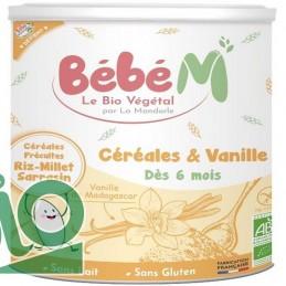 CErEales vanille 400g bEbE m